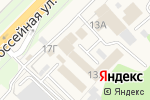 Схема проезда до компании Пересвет в Супонево