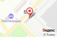 Схема проезда до компании Вяземский льнозавод в Вязьме