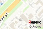 Схема проезда до компании АСП-АГРО в Супонево