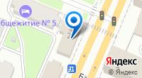 Компания Газелька на карте