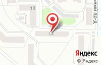 Схема проезда до компании Гросс Принт в Петрозаводске