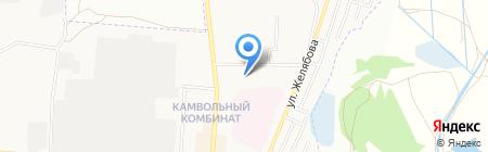 Районный участок №5 на карте Брянска