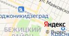 ДОСААФ на карте
