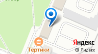 Компания Софит на карте