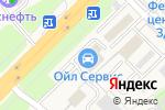 Схема проезда до компании Проф Сервис в Супонево
