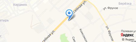 Магазин автоинструментов на карте Супонево