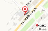 Схема проезда до компании Авторитет в Новых Дарковичах