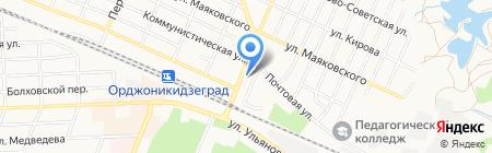 LigАвто на карте Брянска