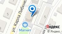 Компания Русин на карте