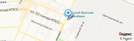 Ваш ломбард на карте Брянска