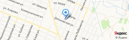 РОМЗЕС на карте Брянска