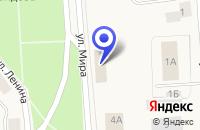 Схема проезда до компании МАГАЗИН ОДЕЖДЫ СИЛУЭТ в Сегеже