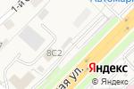 Схема проезда до компании От А до Я в Супонево