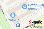 Схема проезда до компании 7 гномов в Петрозаводске