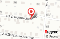 Схема проезда до компании Фотосалон в Дзержинском