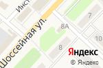 Схема проезда до компании Dolgoff в Новых Дарковичах