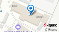 Компания Verna на карте