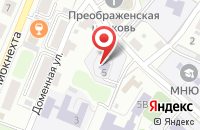 Схема проезда до компании Термо78 в Фёдоровском