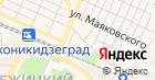 Детский сад №13, Малыш на карте