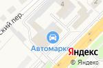 Схема проезда до компании Вираж в Супонево