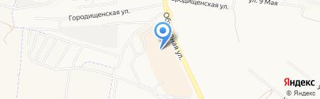 EYEFRESH на карте Брянска