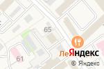 Схема проезда до компании Оазис в Супонево