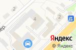 Схема проезда до компании Мир экстрима в Супонево