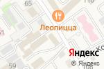 Схема проезда до компании Спецтехника в Супонево