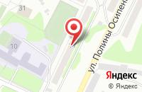 Схема проезда до компании Арфа в Вязьме