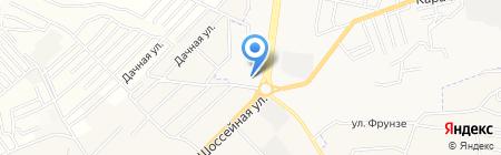 Автомир на карте Брянска