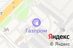 Схема проезда до компании Газпром в Супонево