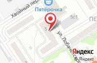Схема проезда до компании Центр Правового Информирования в Петрозаводске