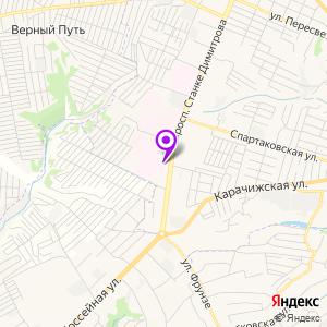 МРТ Центр ПОЛАРС на карте