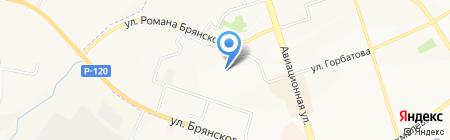 Жемчужина на карте Брянска
