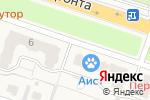 Схема проезда до компании Юнайф в Путевке