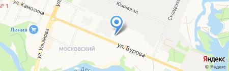 ГофроТрейд на карте Брянска