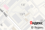Схема проезда до компании Базис в Супонево