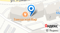 Компания Праздник и Компания на карте