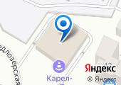 Фирма Карелглавснаб на карте