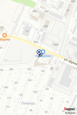КЛИМАТ-СЕРВИС на карте Брянска