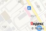Схема проезда до компании ГОР спецстрой в Супонево