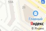 Схема проезда до компании PALAZZO PLUS в Петрозаводске