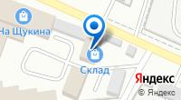 Компания Кирпич центр Брянск на карте