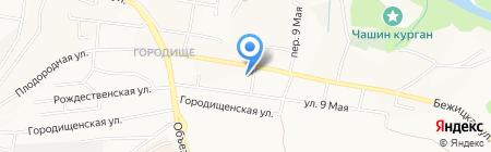 Центральная Логистическая Компания на карте Брянска