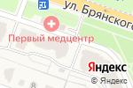Схема проезда до компании Кокетка Style в Путевке