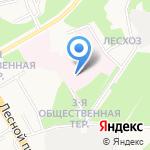 Детская республиканская больница на карте Петрозаводска