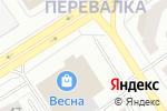 Схема проезда до компании Бегемот в Петрозаводске