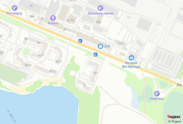 жилой комплекс по ул. Бурова