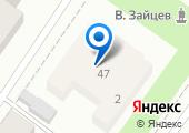 Стройбаза на Зайцева на карте