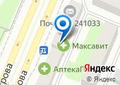 МЭТР на карте